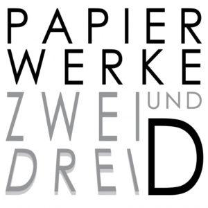 Papierwerke zwei und drei D