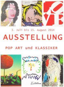 Pop Art und Klassiker