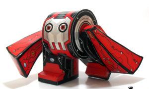 Next Comic Festival: Robots