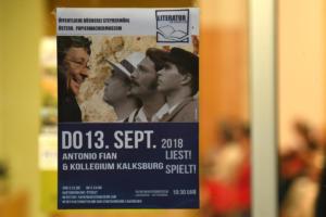 Antonio Fian und Kollegium Kalksburg 05 ┬® Wolfgang Spitzbart