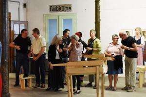 Ausstellung AlFa Steyrermühl Papier 44 © Wolfgang Spitzbart
