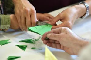 Martinimarkt Laakirchen 22 - Origami Papiermachermuseum ┬® Wolfgang Spitzbart